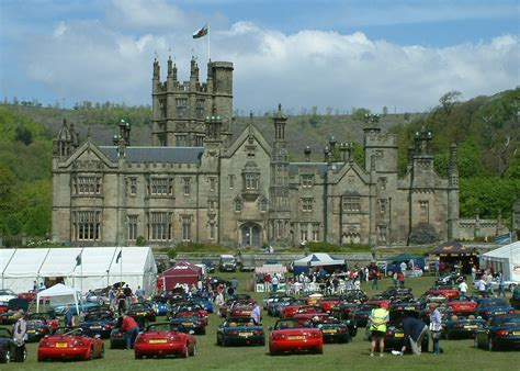 What Makes A House A Tudor Margam Park Our Local Areas