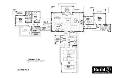 st lawrence homes floor plans floor plan lawrence b7 wellington build7