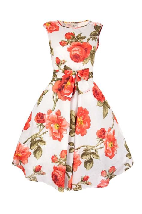 swing dress size 20 new ladies kushi retro summer swing 50s rockabilly floral