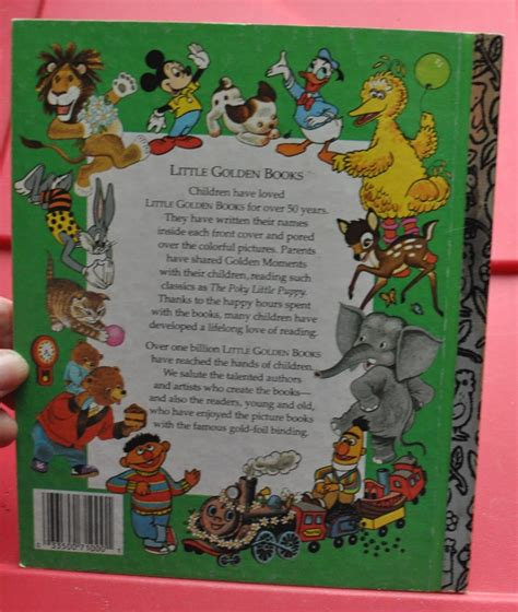 original before book the before golden book 1994 with