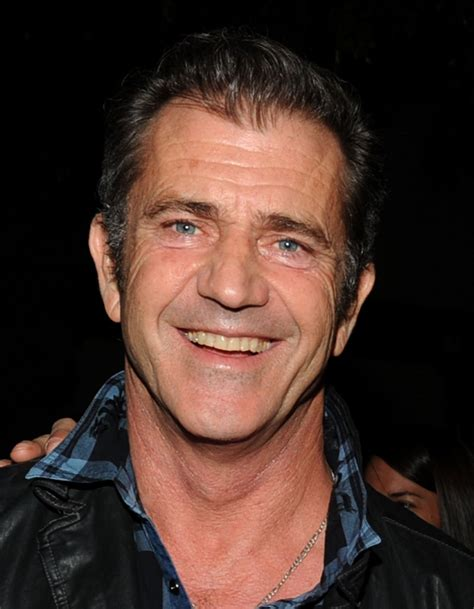 Mel Gibson Tells To by Mel Gibson Profile