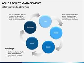 Agile Project Management PowerPoint Template   SketchBubble