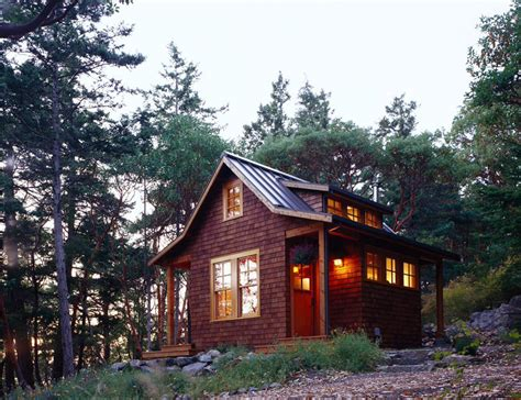 Tiny Cabin by Orcas Island Cabin Tiny House Swoon