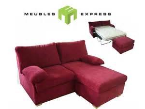sofa lit 64 mod 232 le pinot meubles express
