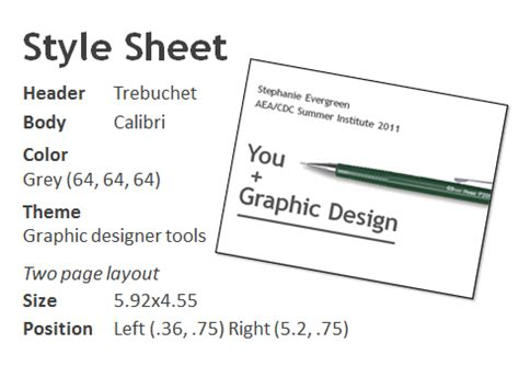 Style Sheet Template by Organize Your Reporting With A Style Sheet Template