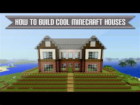 easy build homes minecraft xbox playstation how to build a cool