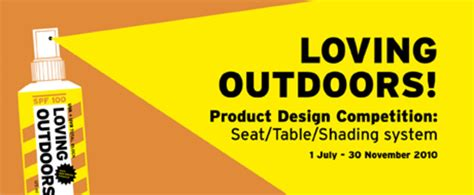 design competition product loving outdoors product design competition archdaily