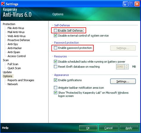 reset password kaspersky 6 how to restore the password for kaspersky anti virus