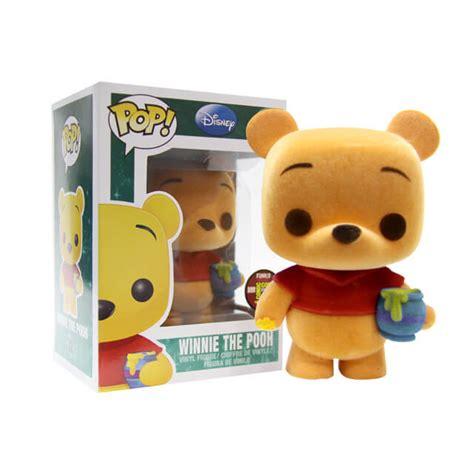 Pop Vinyl Disney Winnie The Pooh Eeyore Flocked 254 Exclusive Funko O funko winnie the pooh flocked pop vinyl pop in a box uk