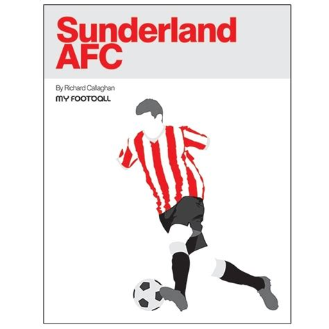 my and football books sunderland afc my football book east gifts