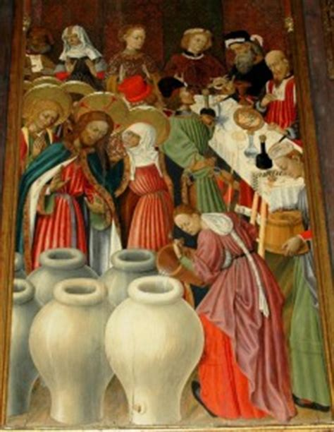 The Wedding Feast At Cana 2 1 11 by Stewardship Bulletin Reflection January 20 2013