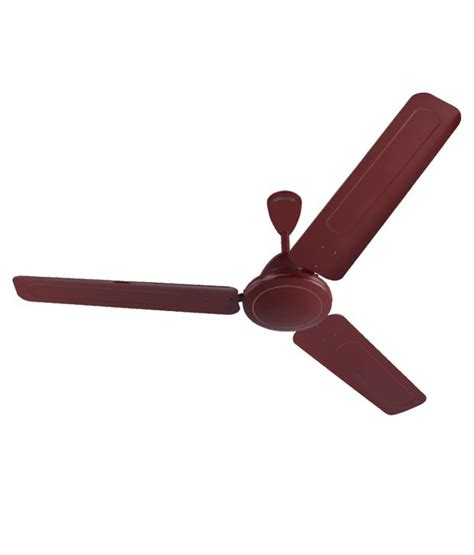 High Speed Ceiling Fans by Anchor 48 Flo Gs High Speed Ceiling Fan Brown Buy