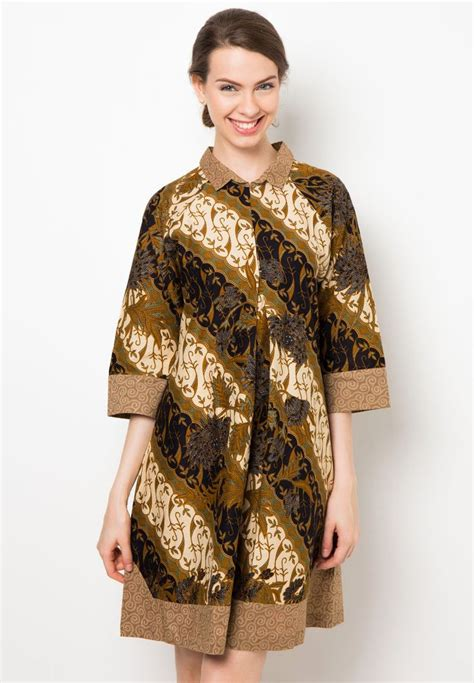 Dress Wanita Baju Gamis Labela Dress 1000 Images About The Fascination Of Batik On