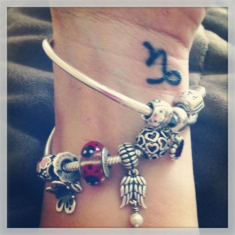 capricorn wrist tattoos 20 girly capricorn tattoos