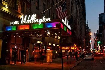 Wellington Hotel, New York, NY from $244   HotelsHarbor