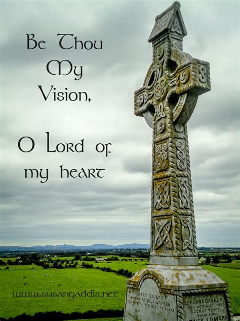 be thou my visio be thou my vision really susan gaddis