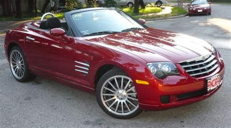 how it works cars 2004 chrysler crossfire auto manual crossfire car trending cars reviews