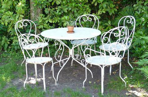 gartenmöbel aus metall gartenm 246 bel set metall gartenm 246 bel set