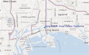 harbor city california map inner harbor california tide station location