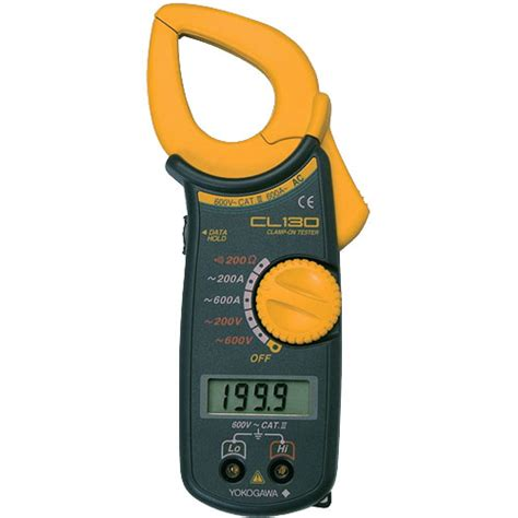 Jual Cl Multimeter jual yokogawa cl130 ac cl meter produk original jepang