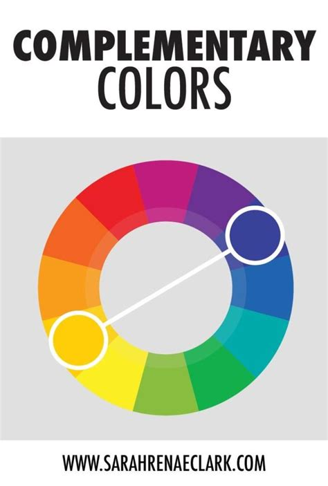 complementary colors are psychology complementary colors are found across from
