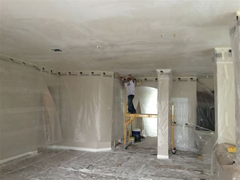 popcorn ceiling removal paint squad homes orlando