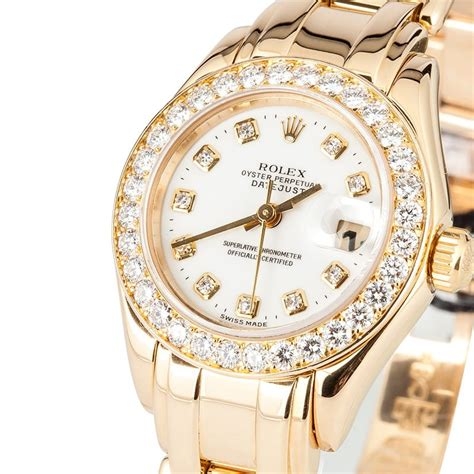 used rolex pearlmaster 69298 save at bob s watches