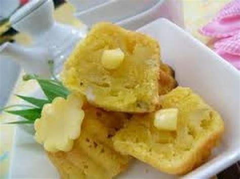 membuat kue nangka goreng resep masakan indonesia