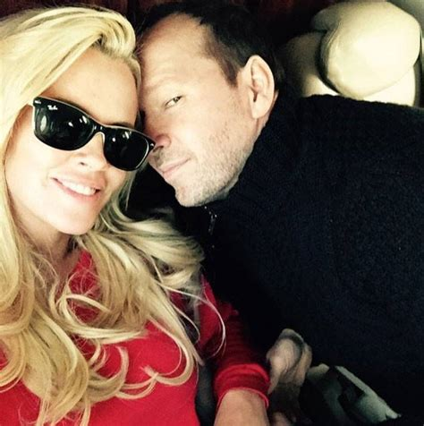 jenny mccarthy tattoo mccarthy gets of husband donnie wahlberg s