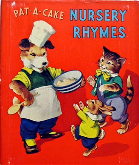 Nursery Rhymes For The Blahnik Parade by March House Books On Parade Our Kiddies Gift Books