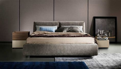 italian beds vintage flat modern italian platform bed by rossetto