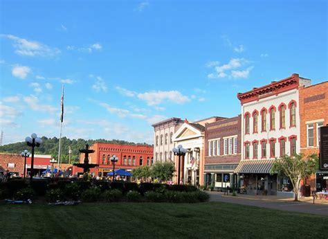 Nelsonville Ohio panoramio photo of nelsonville ohio