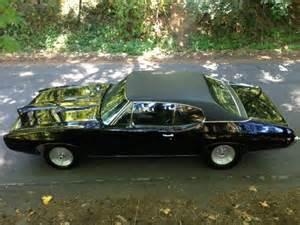 Pontiac Gto Vin Decoder 1968 Pontiac Gto Real Gto 242 Vin No Reserve