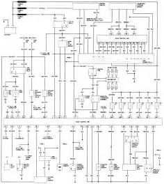 wiring diagram for a alternator 1991 4cyl nissan pathfinder 4wd