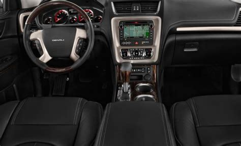 Acadia Interior by Gmc Yukon Vs Honda Odyssey Autos Post