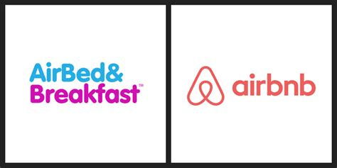 airbnb wikipedia 20 old and new logos of famous brands around the world