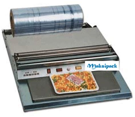 Alat Wrapping Plastik spesifikasi dan harga mesin pengemas wrapping toko mesin maksindo toko mesin maksindo