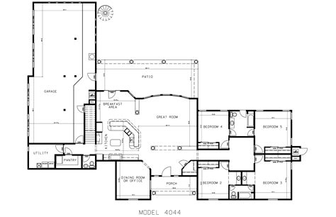 southwest home plans hacienda floor plans corglife
