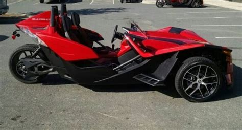 Ebay Polaris Slingshot For Sale by 2016 Polaris Slingshot Sl Motorcycle From Mooresville Nc