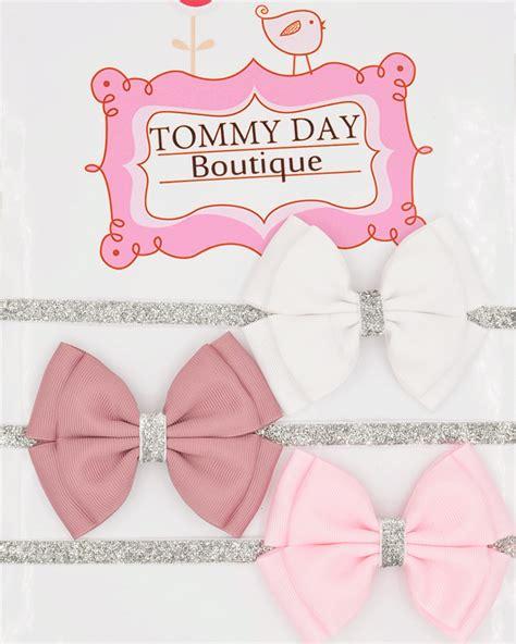 Headband Baby Handmade 17 new handmade baby hair bow flower headband silver ribbon