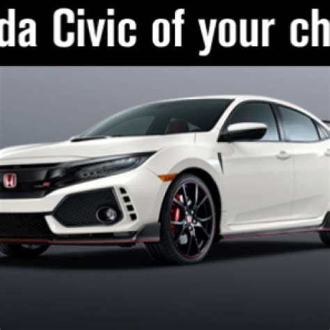 2017 Honda Civic Tour Sweepstakes - win a honda civic or trip to see onerepublic in concert sweeps invasion