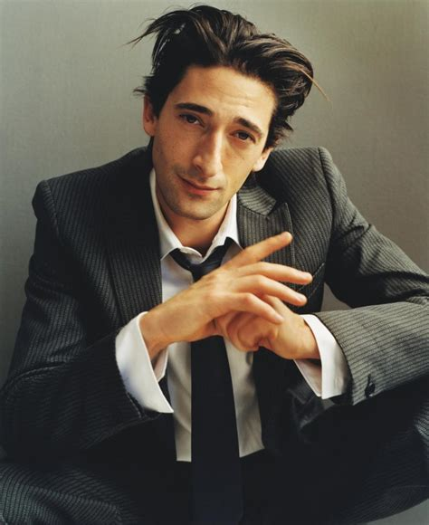 long thin nose men the whole skinny adrien brody