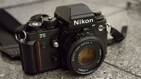 35mm photography and the nikon f3