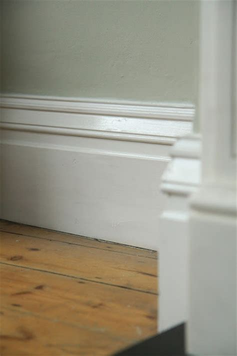 Federation Homes Interiors modern country style our beautiful high skirting boards