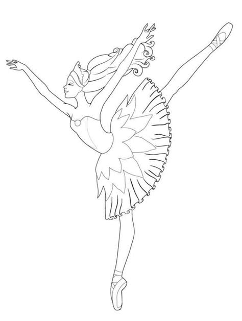 beautiful ballerina coloring pages get this free frozen coloring pages to print 754996