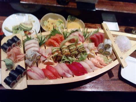 lowe boats rice lake wi great food a fun place review of fujiyama milwaukee