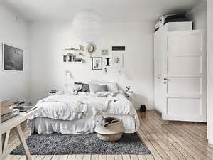 Scandinavian Style Bedroom by Scandinavian Interior Apartment With Mix Of Gray Tones