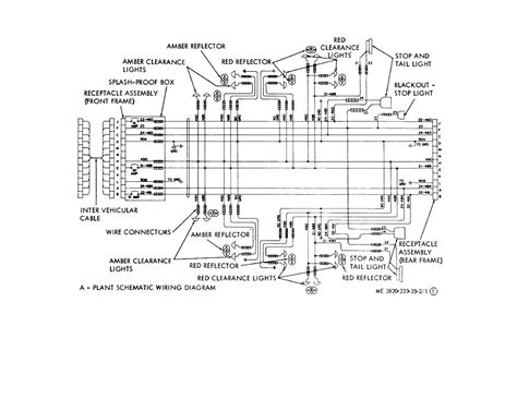 semi trailer wiring diagram abs get free image