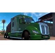 Notice Intentionally  ATS Mods / American Truck Simulator