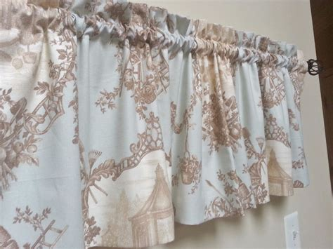 country curtains valances braemore garden gazebo aquamist window valance lined